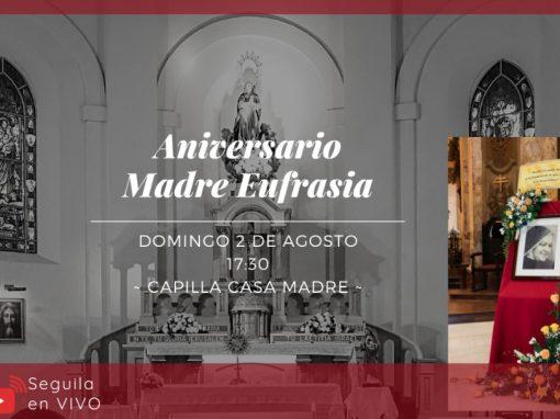 104° Aniversario Madre Eufrasia