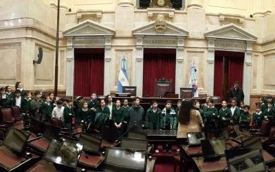 Visita al Congreso de la Nación – 6º grado
