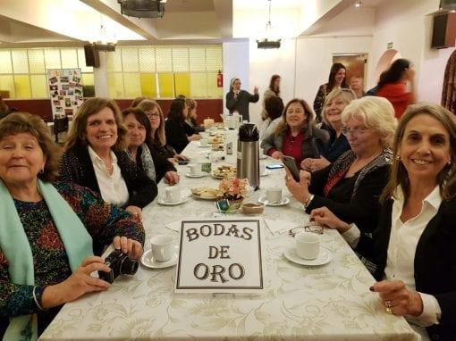 Encuentro 2018 de Ex-alumnas