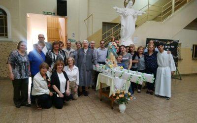 Retiro espiritual de Colaboradores FIC