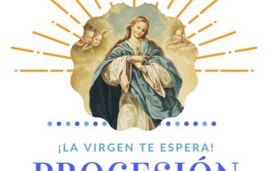 FIESTA PATRONAL: MISA Y PROCESIÓN 7D