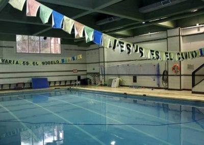 Pileta de natación