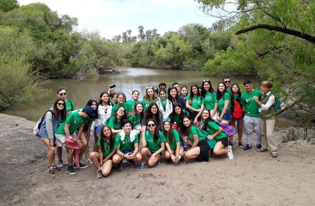 Viaje a El Palmar de Colón – 4º BEA