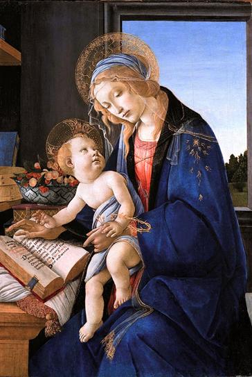 Entronización de la Virgen de los Buenos Libros