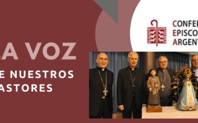 «Salir Juntos y Mejores» – Mensaje de los Obispos de Argentina