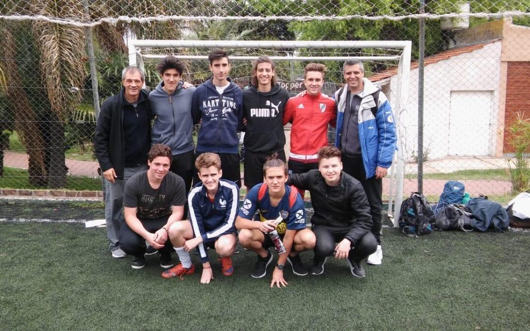 Torneo de Fútbol «Parque Norte»