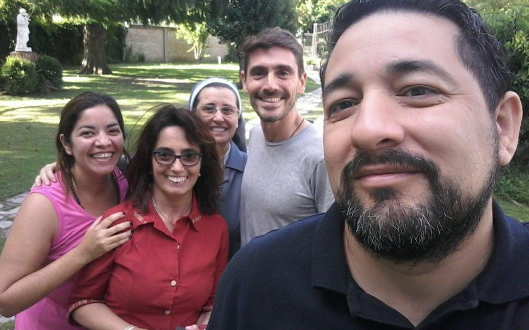 Un grupo de docentes visita Monte Grande