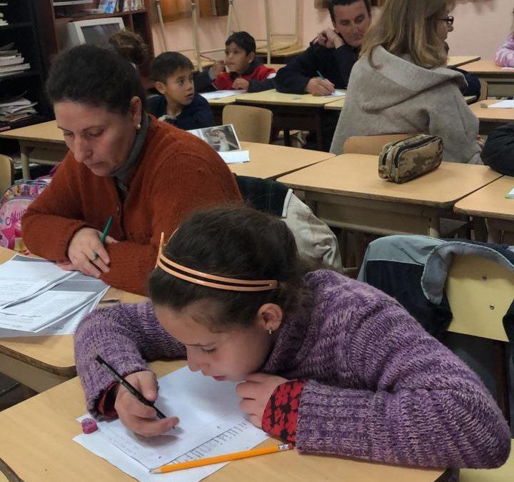 Apoyo Escolar en Villa Inmaculada, Monte Grande