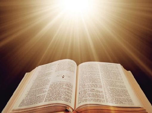 Septiembre Mes de la Biblia