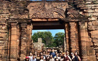 Viaje de 4to BEI a Cataratas del Iguazú