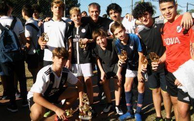 Torneo de Fútbol Parque Norte