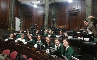 3° BEI: Jóvenes Legisladores
