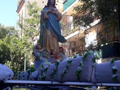 Fiesta Patronal de la Inmaculada Concepción