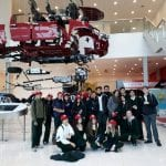 4° año visitó la fábrica de Toyota